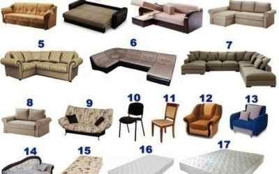 Профессиональная химчистка мебели оказываем услуги