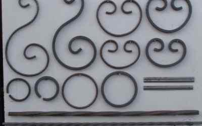 Изготовлю элементы художественной ковки оказываем услуги