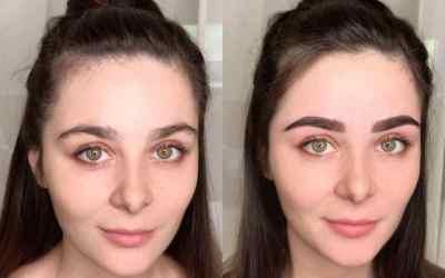 Перманентный макияж оказываем услуги