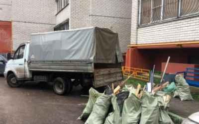 Вывоз строительного мусора оказываем услуги