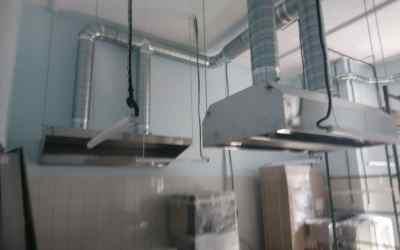 Вентиляция и кондиционирование, монтаж оказываем услуги
