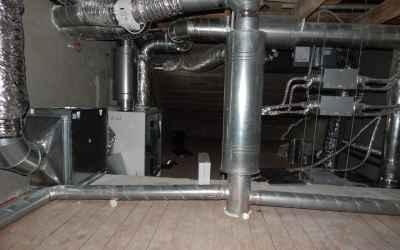 Монтаж и обслуживание систем вентиляции оказываем услуги