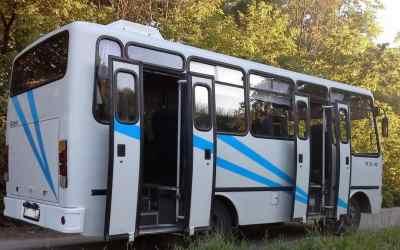 Пассажирские перевозки оказываем услуги