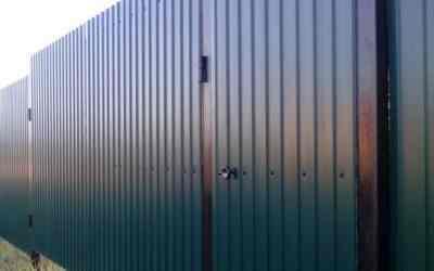 Заборы, ворота, калитки под ключ оказываем услуги