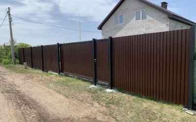 Ворота распашные, откатные,забор под ключ оказываем услуги
