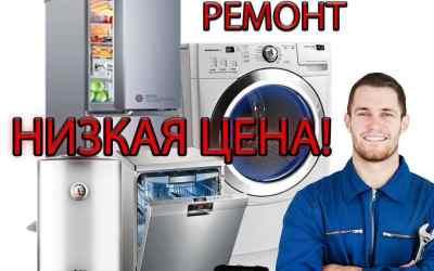 Ремонт Холодильник, пмм, Стиральная машина, и др оказываем услуги