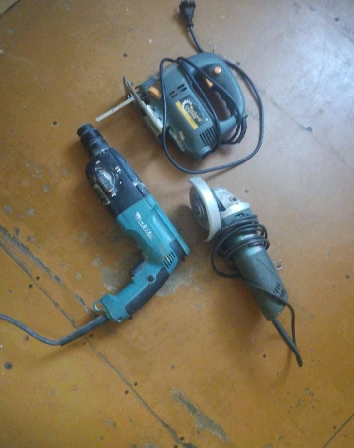 Аренда электро инструментов оказываем услуги