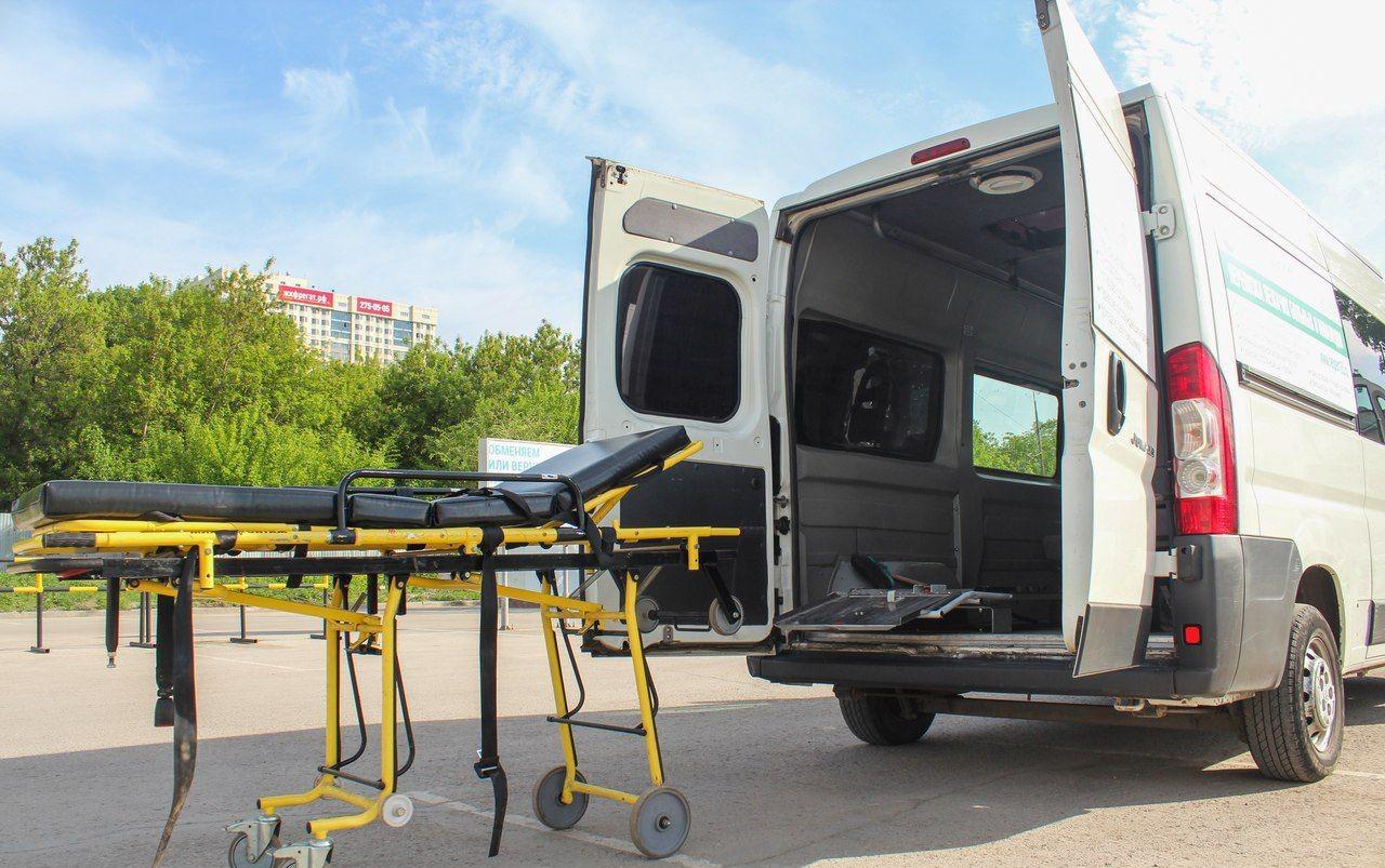 Перевозка лежачих больных и инвалидов-колясочников оказываем услуги